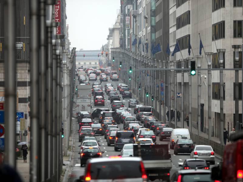 Kritik An Deutscher Reisewarnung Fuer Bruessel