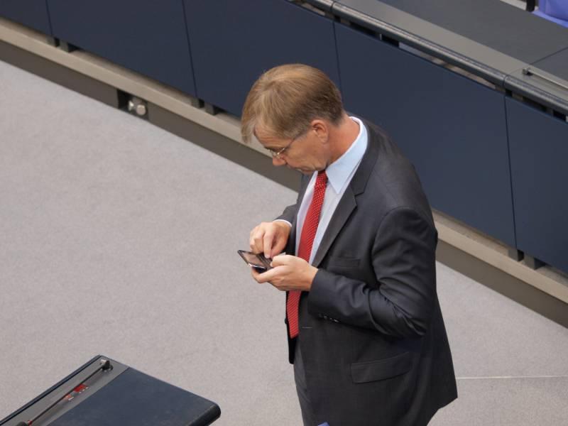Linke Fraktionschef Bartsch Sieht Arbeitszeitverkuerzung Kritisch