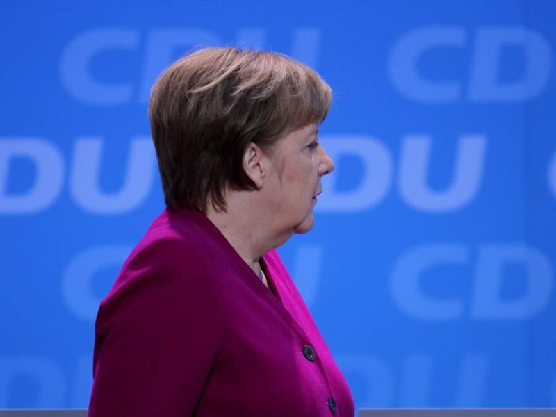 Linken Chef Nennt Merkels Kanzlerschaft Cdu Herrschaft