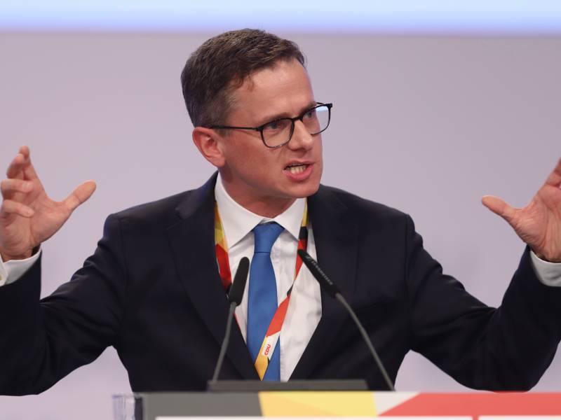 Linnemann Gegen Steuererhoehungen Fuer Besserverdienende