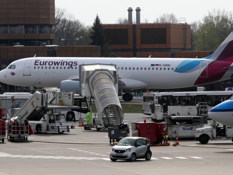 Lufthansa Und Eurowings Fliegen Weiterhin Nach Spanien