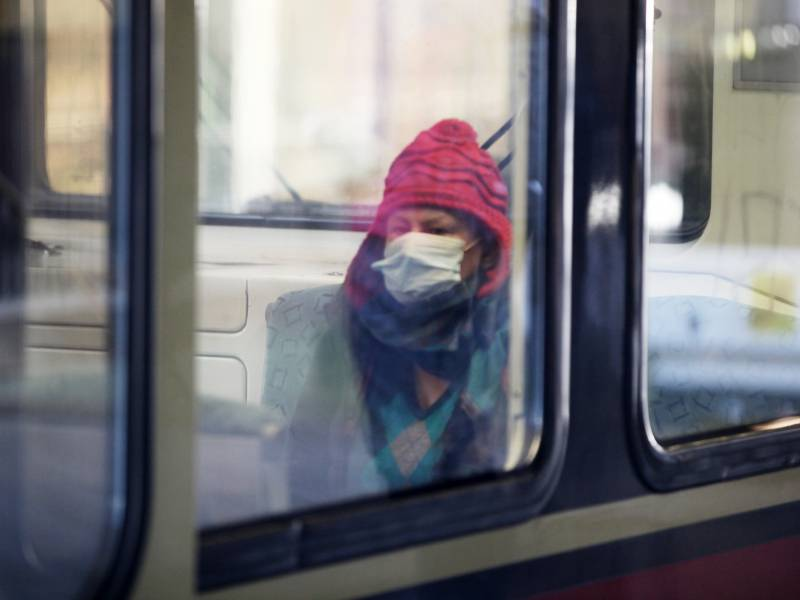 Maskenpflicht Deutsche Bahn Erhoeht Praesenz Von Sicherheitskraeften