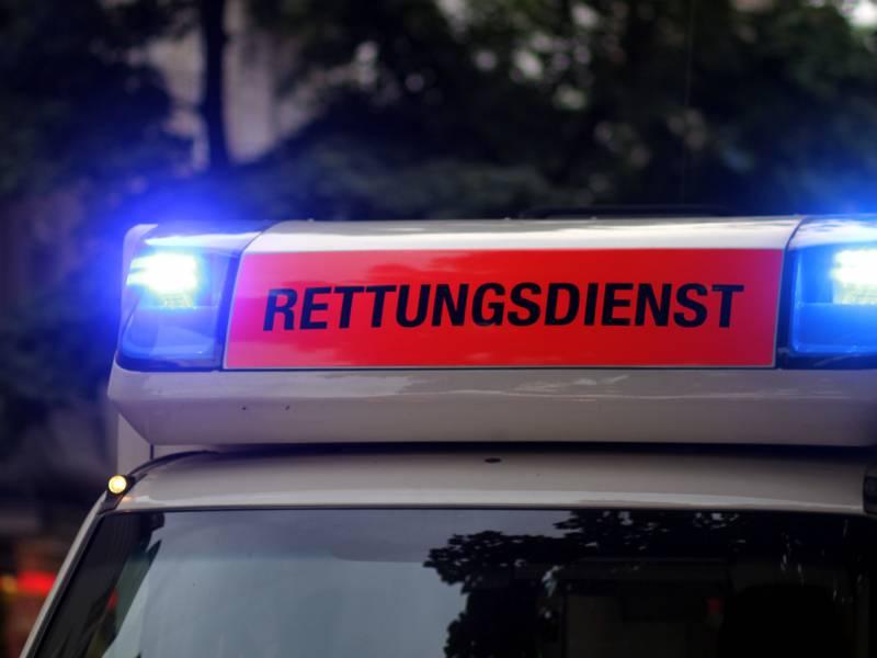 Meck Pomm Starkstromleitung Stuerzt Auf Wohnmobil Frau Stirbt