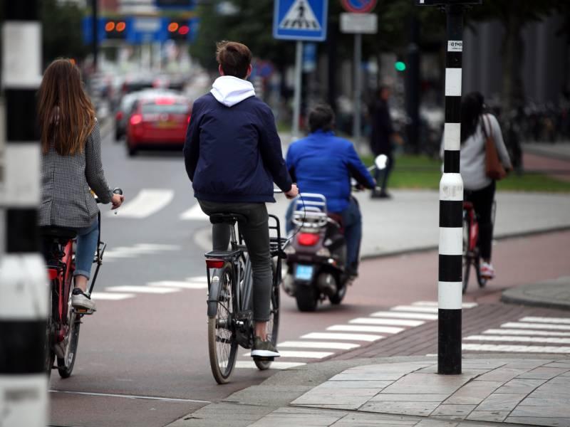 Mehr Radfahrer Sterben Bei Verkehrsunfaellen