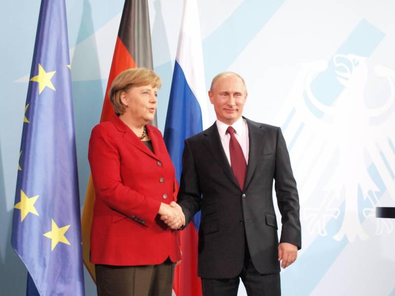 Merkel Spricht Mit Putin Ueber Weissrussland