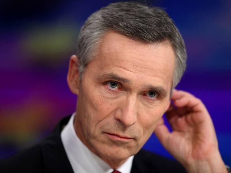 Nato Generalsekretaer Warnt Moskau Vor Einmischung In Weissrussland