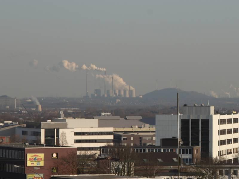 Nrw Gruene Fordern Konkrete Hilfen Fuer Ruhrgebietsstaedte