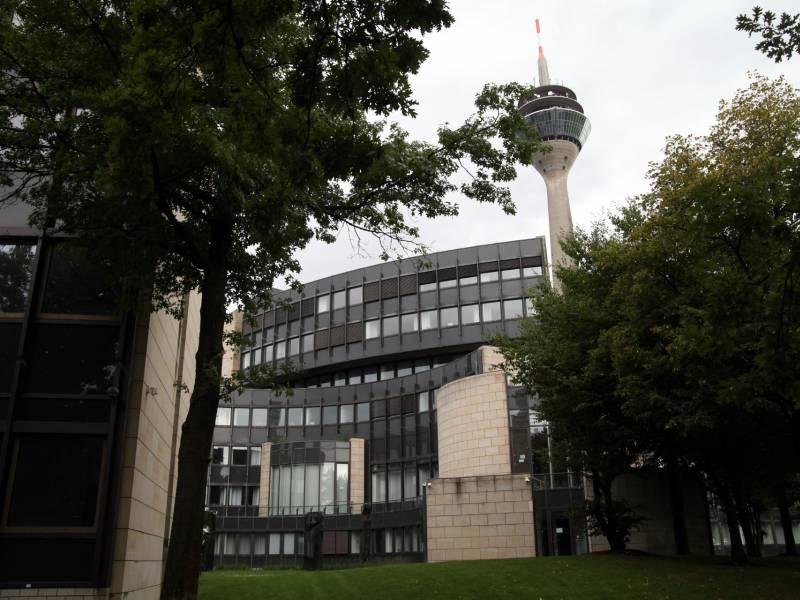 Nrw Landtag Passt Sicherheitskonzept An