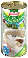 Produktrueckruf Bio Muenchner Weisswuerste