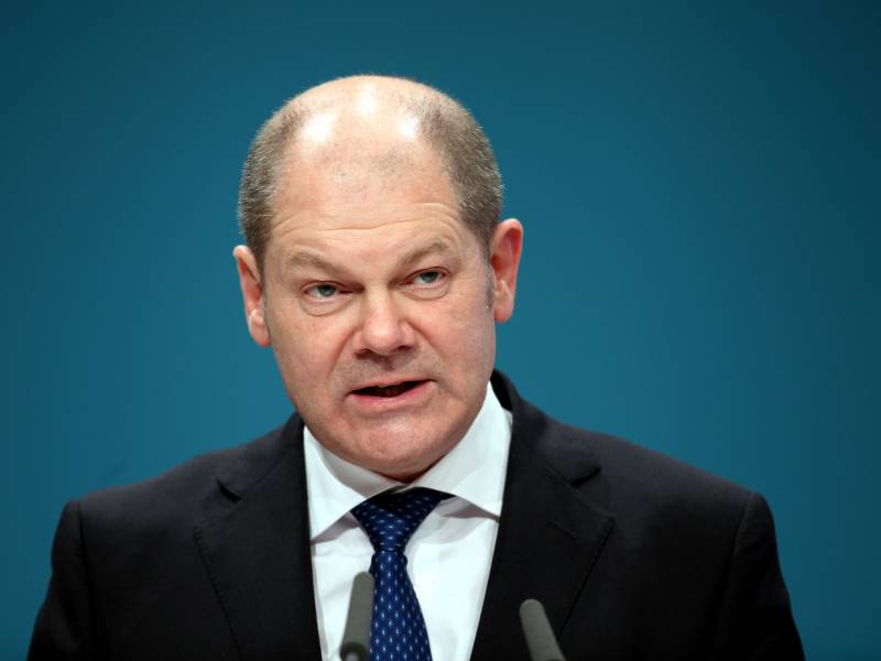 Scholz Hat Keine Sorge Vor Zu Frueher Kanzlerkandidatur