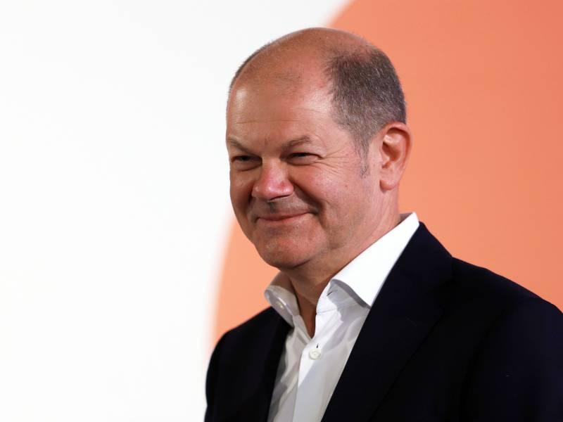 Schroeder Traut Scholz Sieg Bei Bundestagswahl Zu