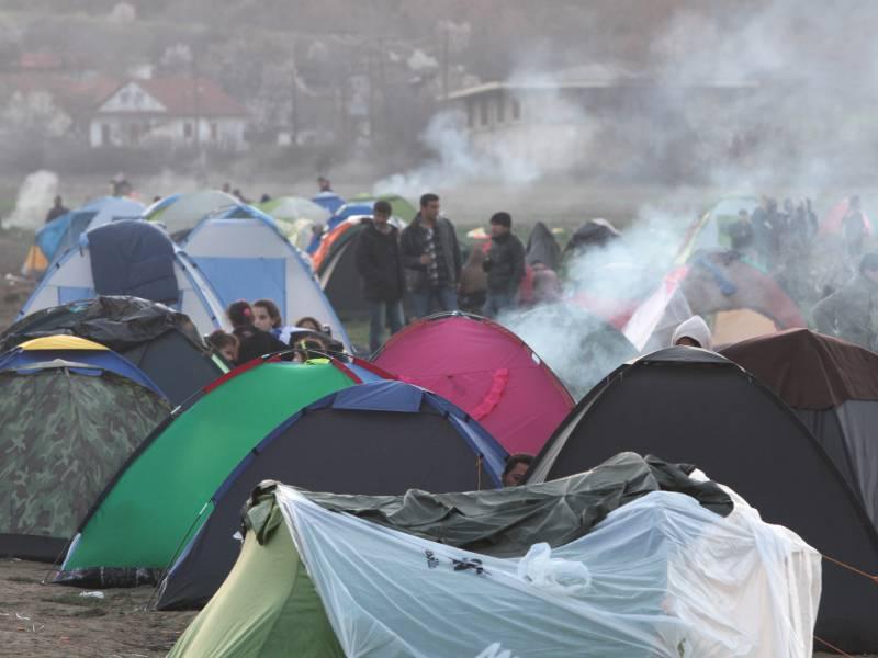 Seehofer Fuerchtet Kontrollverlust Bei Migration