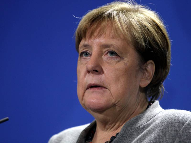 Spd Kritisiert Merkel Besuch In Nrw