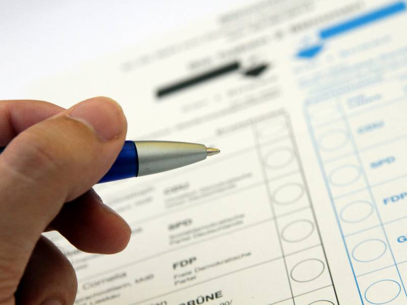 Spd Lehnt Unionsvorschlag Fuer Wahlrechtsreform Ab