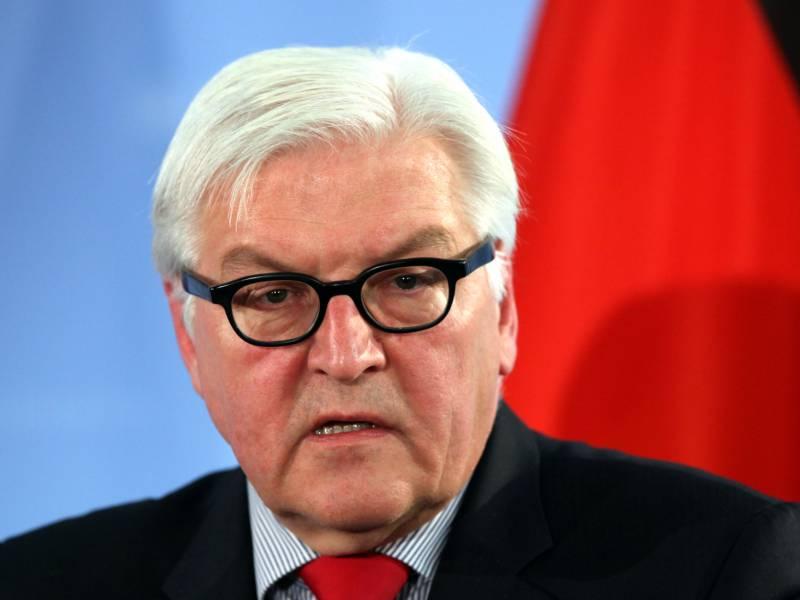Steinmeier Beklagt Angriff Auf Das Herz Unserer Demokratie
