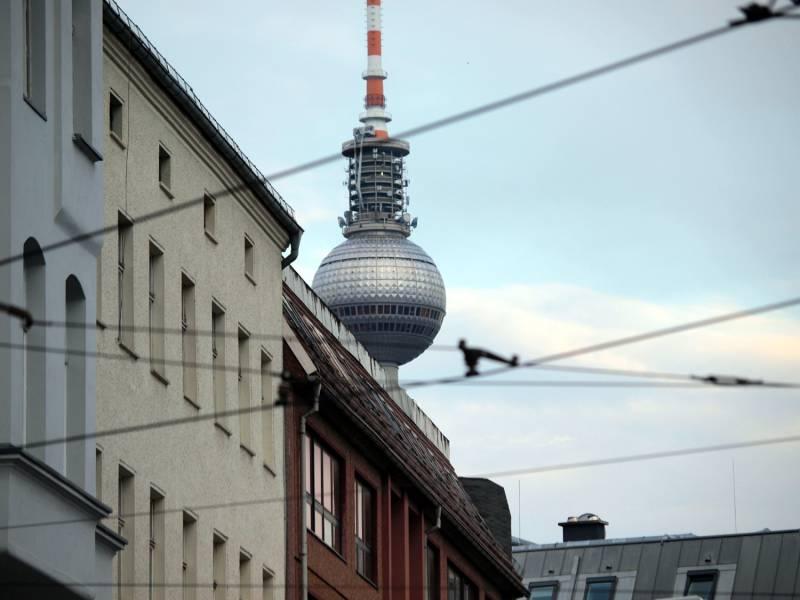 Studie Berlin Zieht Deutschland Nach Unten
