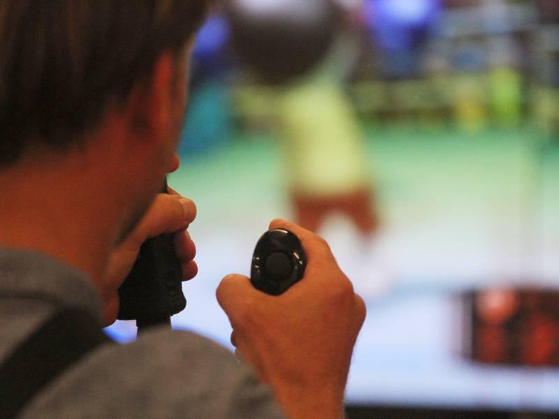 Umfrage Ueber 50 Jaehrige Spielen Besonders Haeufig Videospiele