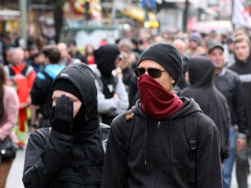 Verfassungsschutz Hat Antifa Kampfsport Im Visier