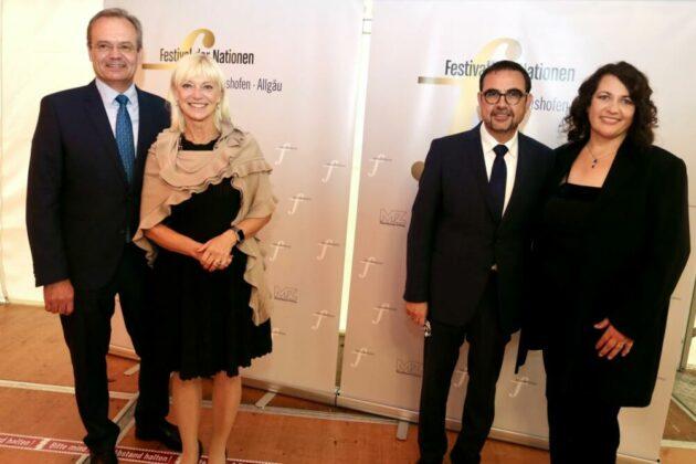 Dr. Hans Und Carolina Trautner Mit Klaus Holetschek Und Gattin Birgit Credit Bernd Feil.jpg