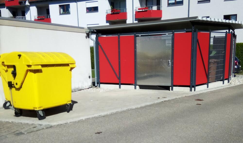 IMG_20200904_152330_3_2 Untermeitingen   Betrunkene Autofahrerin versteckt sich in Mülltonnenhaus Landkreis Augsburg News Polizei & Co  Presse Augsburg