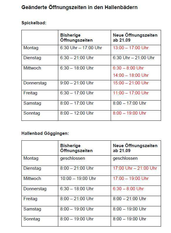 Unbenannt-5 Coronabedingt ändern sich die Öffnungszeiten der Hallenbäder in Augsburg Augsburg Stadt Freizeit News Sport |Presse Augsburg