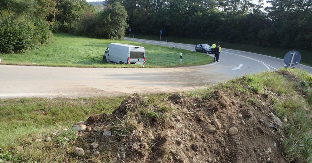 Verkehrsunfall As Sindelsdorf