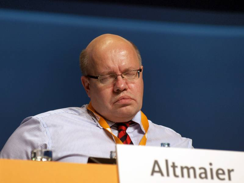 Altmaier Nach Lindner Kritik Beleidigt