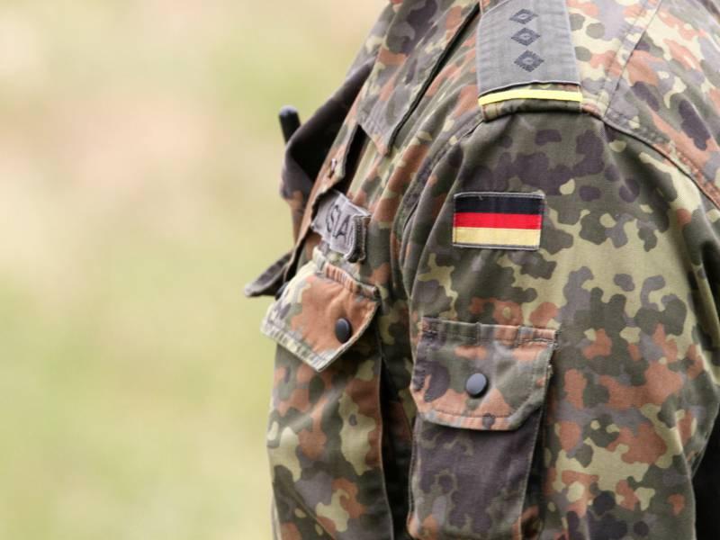 Bundeswehr Diensthunde Erschnueffeln Corona Infektion