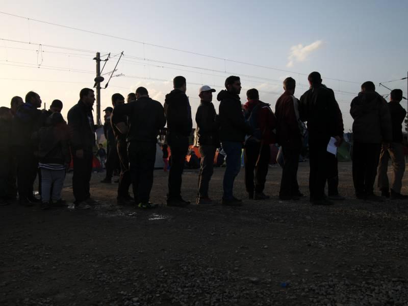 Deutschland Nimmt 1 553 Fluechtlinge Aus Griechenland Auf