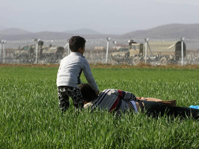 Eu Kommissionsvize Schinas Verteidigt Asylplan