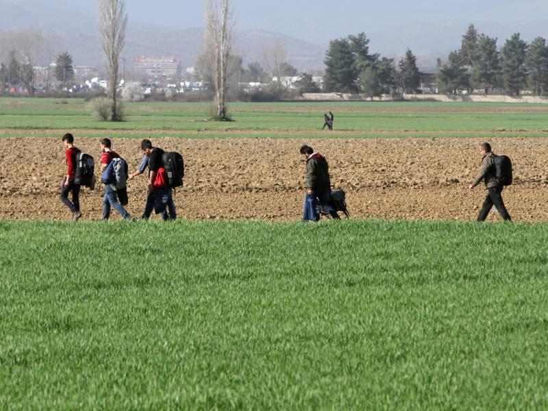 Eurostat Deutlich Weniger Asylbewerber In Eu