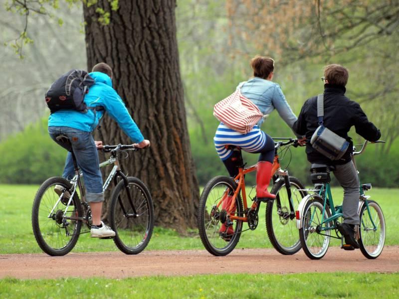 Fahrrad Handel Macht Deutlich Mehr Umsatz