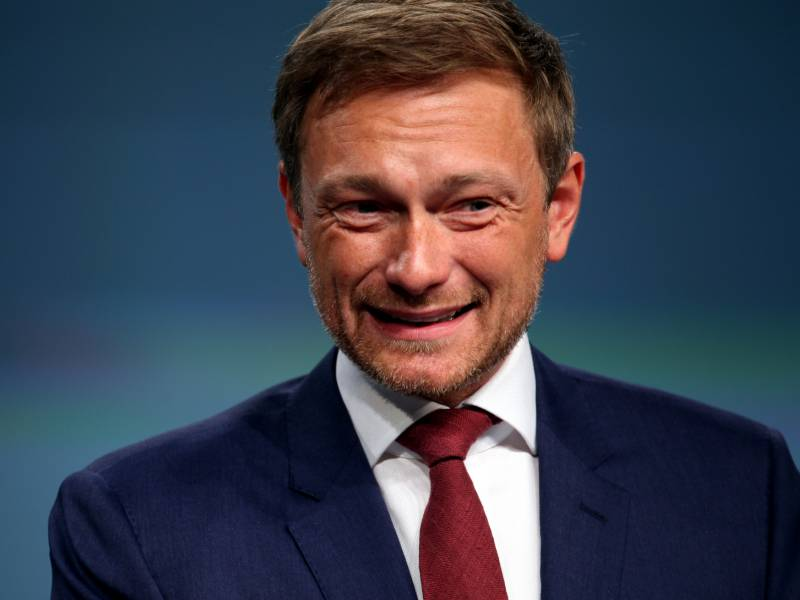 Fdp Chef Bedauert Missglueckte Verabschiedung Von Teuteberg