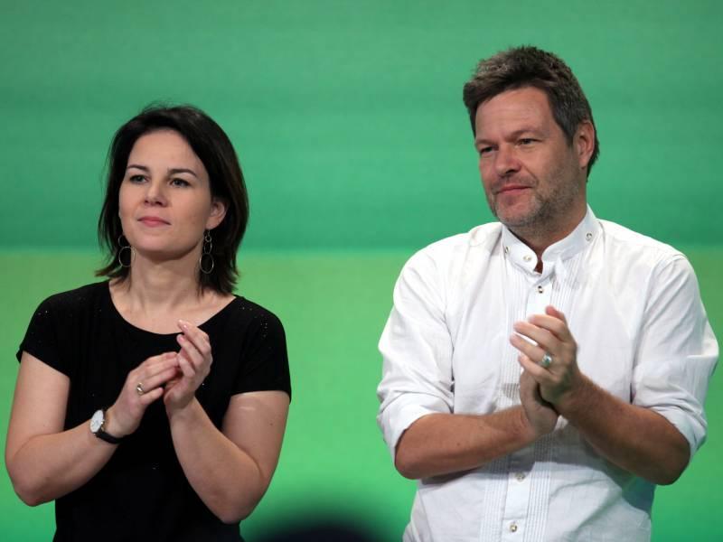 Gruene Entscheidung Ueber Kanzlerkandidatur Im Fruehjahr