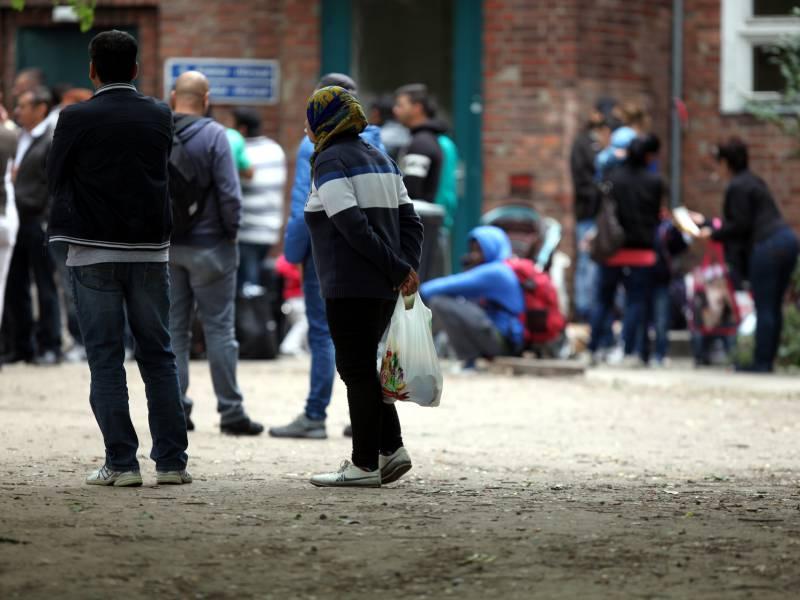 Kipping Verlangt Ende Der Blockadehaltung Bei Migranten Aufnahme