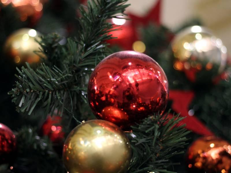 Kirchen Bereiten Sich Auf Weihnachtsgottesdienste Im Freien Vor