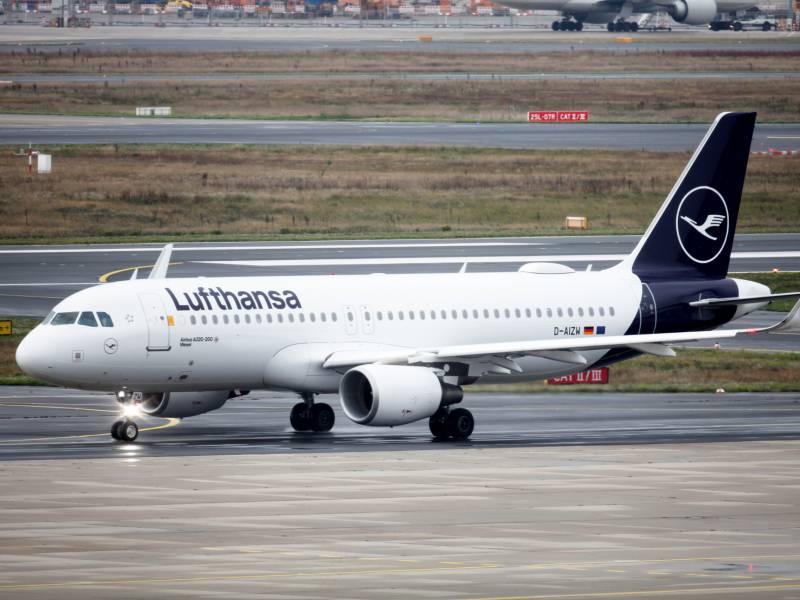 Lufthansa Plant Weitere Einschnitte