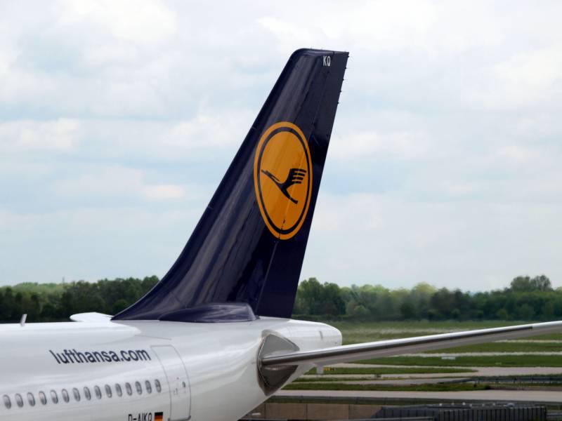 Lufthansas A380 Flotte Vor Endgueltigem Aus