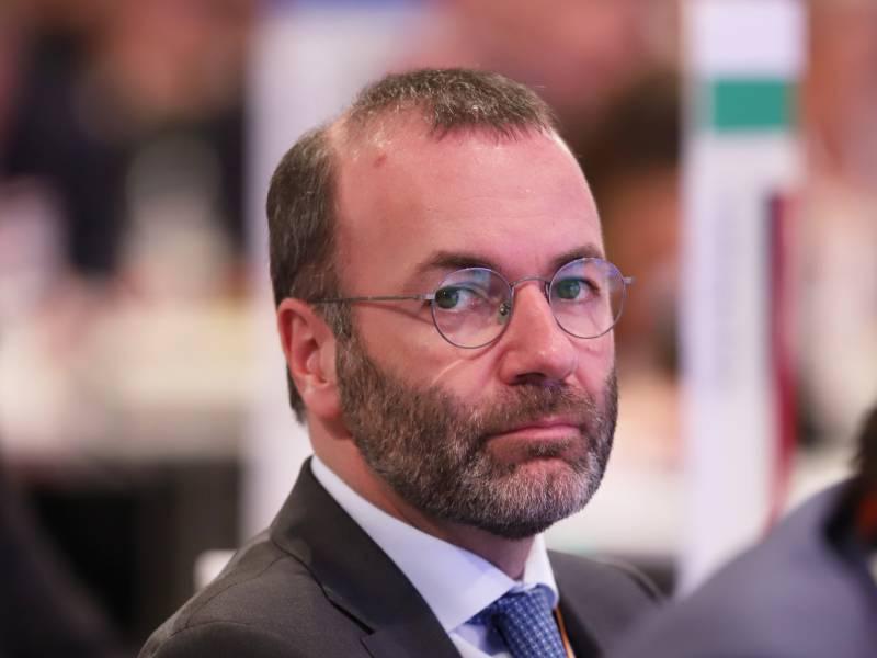 Manfred Weber Fordert Ende Der Beitrittsgespraeche Mit Tuerkei