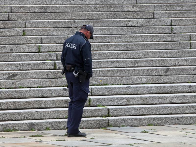 Mehr Verurteilungen Fuer Angriffe Auf Polizisten