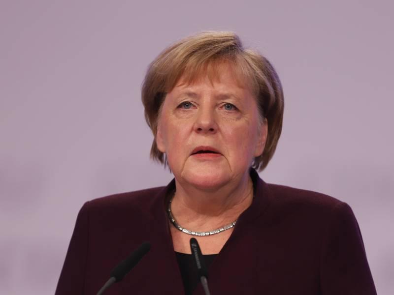 Merkel Draengt Auf Waffenstillstand In Bergkarabach