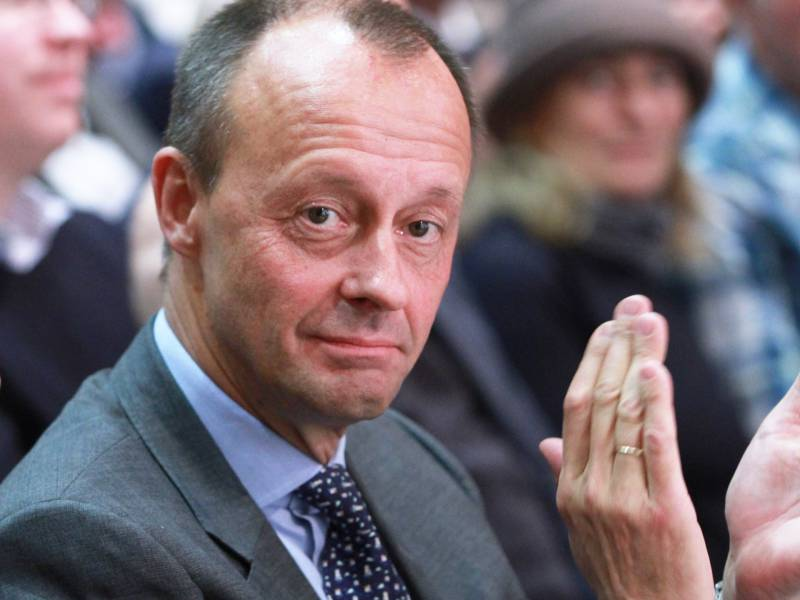 Merz Erfreut Ueber Cdu Beschluss Zum Wahlparteitag