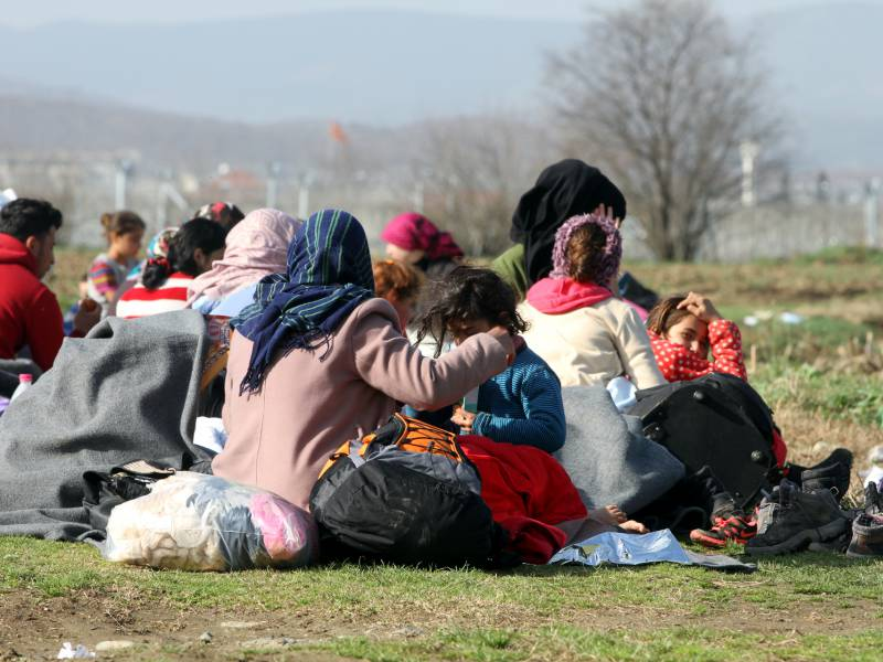 Migrationsforscher Knaus Fuer Europaeischen Migrationsfonds