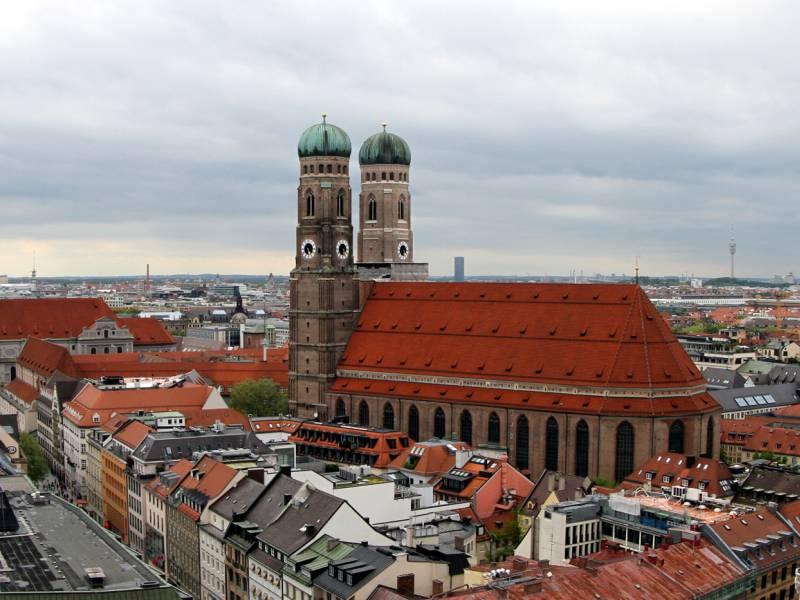 muenchen-fuehrt-maskenpflicht-auf-oeffentlichen-plaetzen-ein München führt Maskenpflicht auf öffentlichen Plätzen ein Bayern Newsletter Politik & Wirtschaft Videos |Presse Augsburg