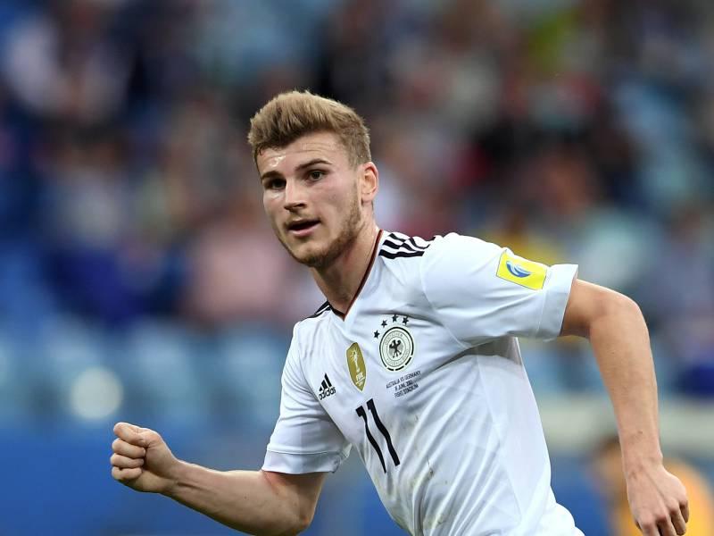 Nations League Deutschland Faengt Gegen Spanien Spaet Den Ausgleich 1