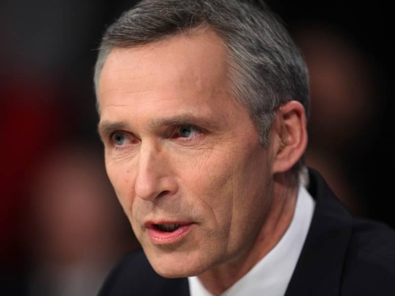 Nato Generalsekretaer Klimawandel Bedroht Unsere Sicherheit