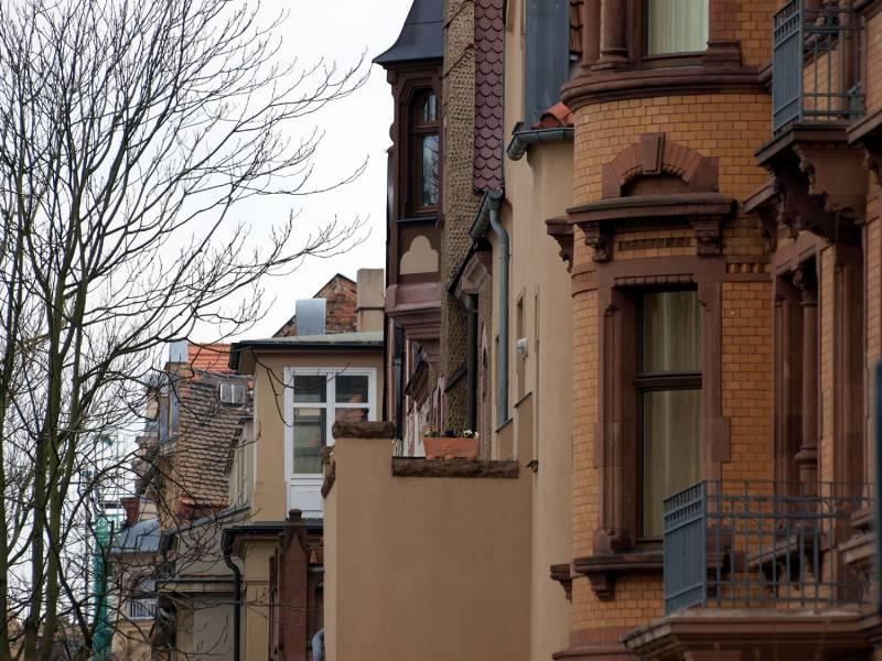 Preise Fuer Wohnimmobilien Steigen Weiter