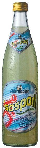 Produktrueckruf Aldersbacher Iso Sport