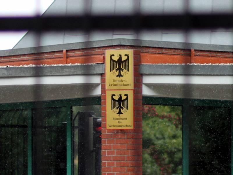 Rechtsextremisten In Sicherheitsbehoerden Ueber 350 Verdachtsfaelle