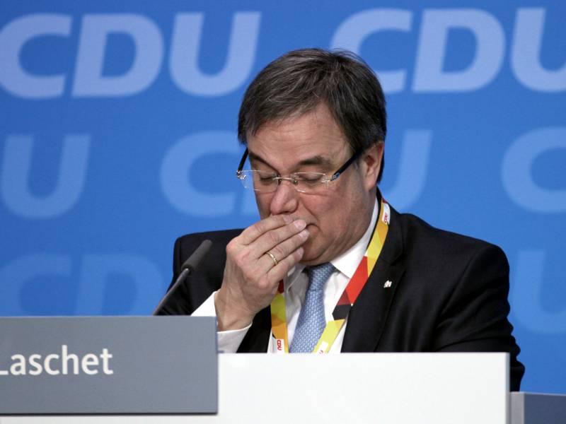 sechs-prozent-der-unionsanhaenger-halten-laschet-fuer-kanzlertauglich Sechs Prozent der Unionsanhänger halten Laschet für kanzlertauglich Politik & Wirtschaft Überregionale Schlagzeilen |Presse Augsburg